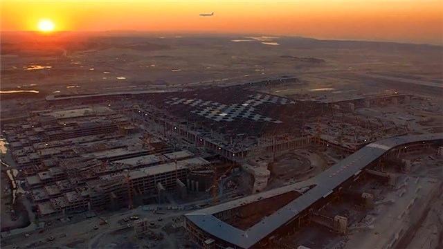 3. Havalimanı'nın belgeseli geliyor!