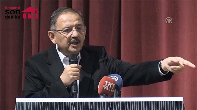 """Özhaseki: """"İstanbul'a deprem gelecek. Aman kurtaralım diye çırpınıyorum''"""