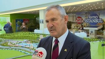 Süleyman Çetinsaya, Tema İstanbul Bahçe'yi anlattı!