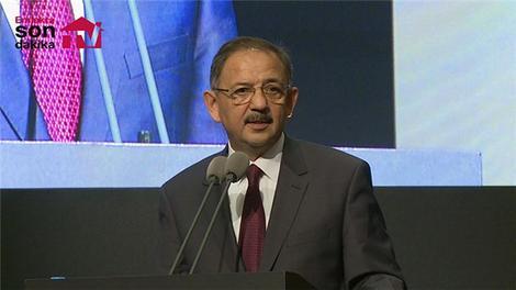 Mehmet Özhaseki Beyoğlu Büyük Dönüşüm Buluşması'na katıldı