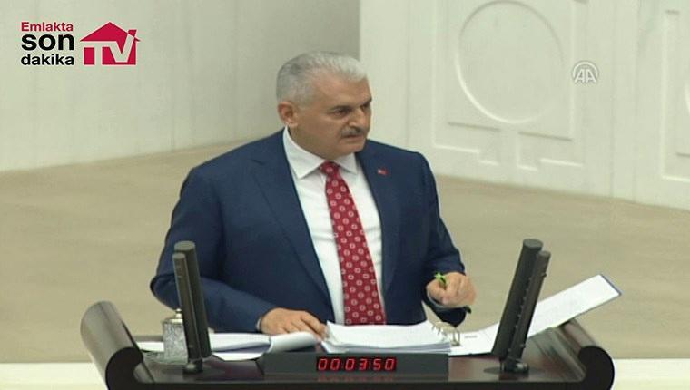 """Başbakan Yıldırım: """"2018 ve 2019'da büyük projeler hayata geçecek"""""""