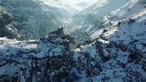 Game of Thrones değil, burası Ardahan Kalesi!