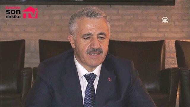 Ulaştırma Bakanı Arslan'dan Kanal İstanbul açıklaması!