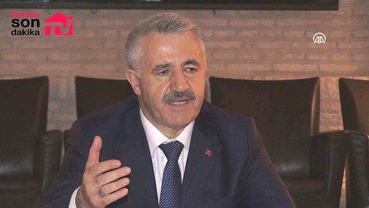"""""""İstanbul Yeni Havalimanı'na Şubat 2018'de ilk uçak inecek"""""""