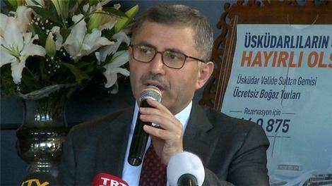 Hilmi Türkmen, Üsküdar'daki kentsel dönüşümü anlattı!