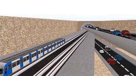 İncirli-Söğütlüçeşme metro hattı!