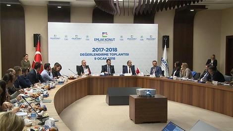 Emlak Konut GYO 2017-2018 Değerlendirme Toplantısı!
