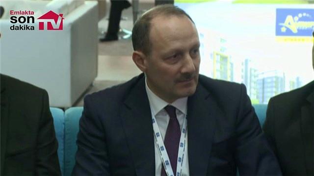 Ertan Yetim, 2. Expo Turkey by Qatar'ı ve Emlak Konut GYO'yu değerlendirdi