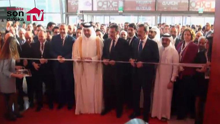 Expo Turkey By Qatar 2018 açılış töreni yapılıyor