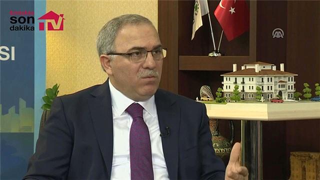 """""""İstanbul'da bu yıl 3 bin 500-4 bin konut arz etmiş olacağız"""""""