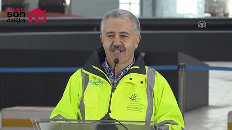 """""""İnşallah 29 Ekim 2018'de hep beraber yeni havalimanının ismini öğreneceğiz"""""""