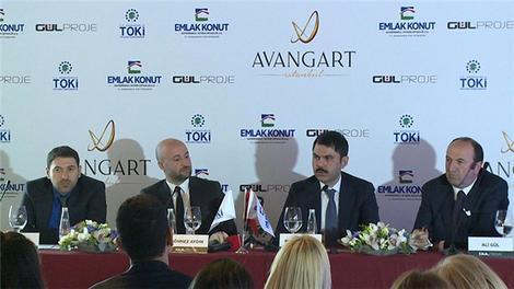 Avangart İstanbul projesi görücüye çıktı