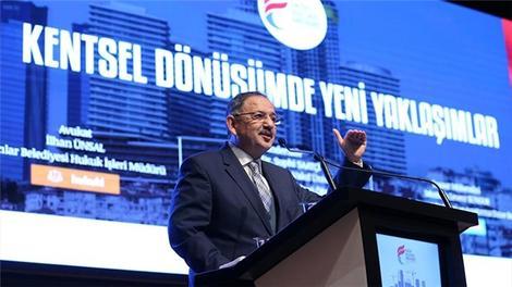 Bakan Özhaseki: Kentsel dönüşümü nasıl gerçekleştirmeliyiz?