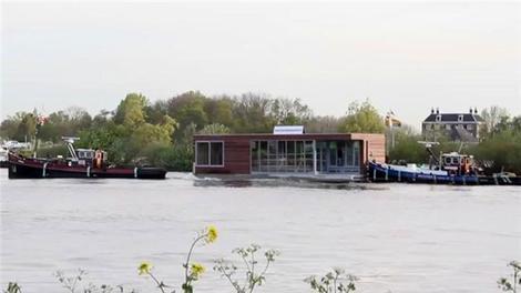 Bu evin kurulacağı yer bir nehir!