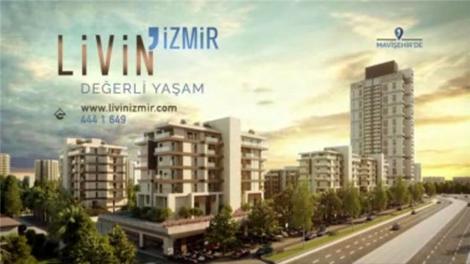 Livin İzmir projesinin reklam filmi!