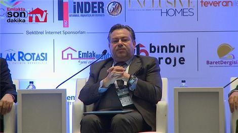 Cem Ergüven 'kentsel dönüşüm süreci'ni anlattı