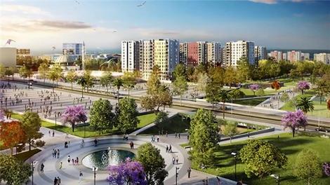 Sur Yapı Antalya Turkuaz etabının reklam filmi!