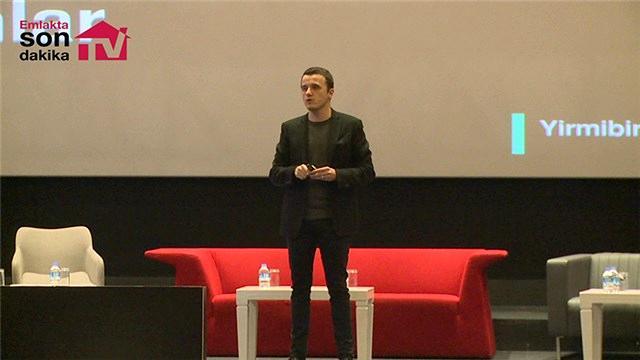 Onur Yanık ''Konutun Geleceği Geleceğin Konutu'' konferansına katıldı