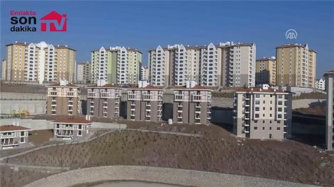 KuzeyKent projesi havadan görüntülendi