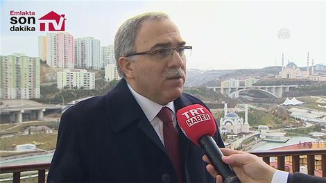 """TOKİ Başkanı Turan """"KuzeyKent Projesi""""ni anlattı"""