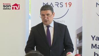 Mars19 projesinin lansmanı yapıldı