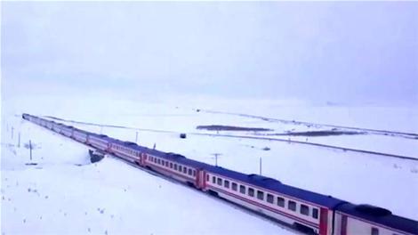 ''Doğu Ekspresi'' tanıtım filmi yayında!