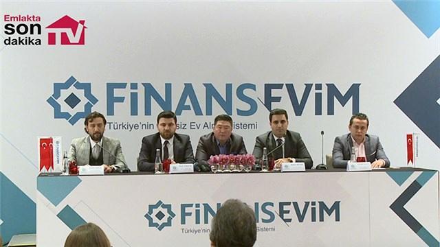 Finansevim basın toplantısı yapıldı