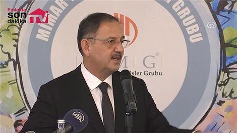 ''Kentsel dönüşüm Türkiye için bir zorunluluk, başka çaremiz yok''