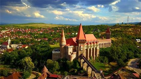 Romanya'nın eşsiz güzellikleri!