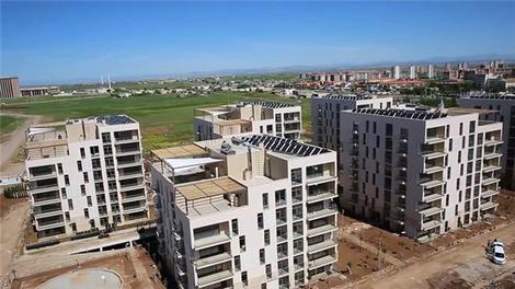TOKİ'nin Diyarbakır'daki projenin son durumu
