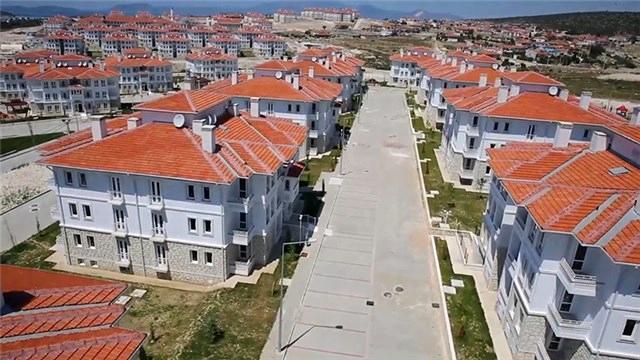 TOKİ'nin İzmir projesinde son durum