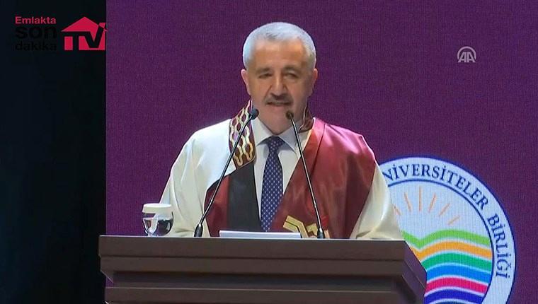 """""""Bu sene sonunda Gebze'den Halkalı'ya Marmarayı kesintisiz hale getireceğiz''"""