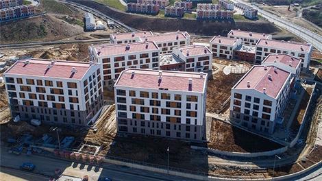 TOKİ Kayaşehir'de inşa ettiği 605 konutu kura ile satıyor!