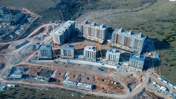 Zermeram projesinin inşaatında son durum!