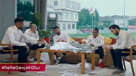 Nef, 'NefleGerçekOlur' projesi için reklam filmi hazırladı
