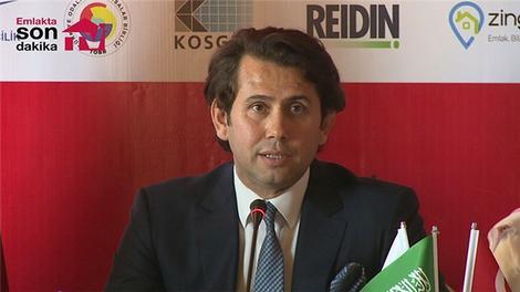İsmail Altın, Arap-Türk ekonomik ilişkilerini değerlendirdi!