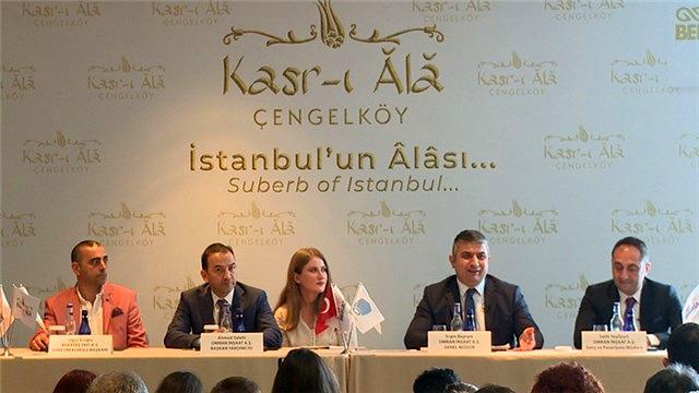 Kasr-ı Ala projesinin detayları açıklandı
