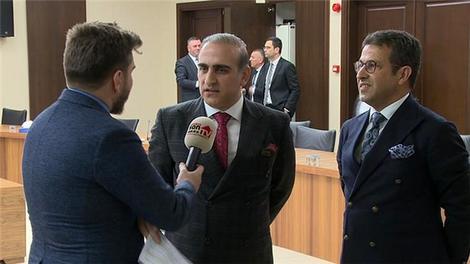 Eşref Keleş ve Salih Atalay, Florya ihalesini ESD'ye değerlendirdi