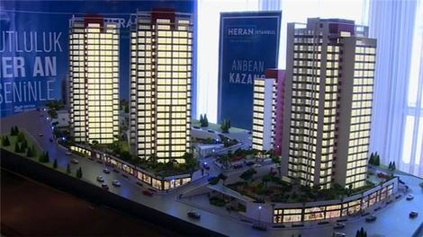 Heran İstanbul maket görüntüleri yayında!