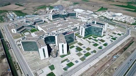 Kayseri Şehir Hastanesi tanıtım filmi