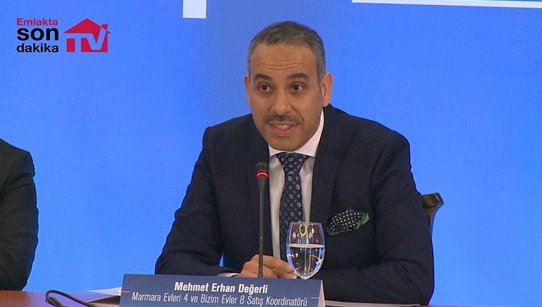 Mehmet Erhan Değerli, Bizim Evler 8 ve Marmara Evleri 4'ü anlattı!