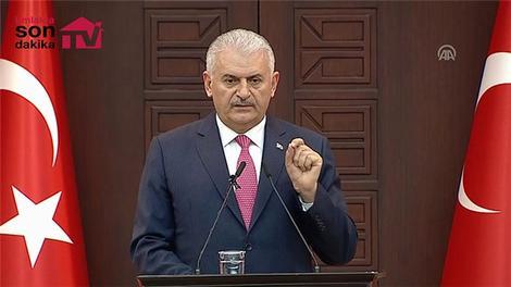 Başbakan Yıldırım imar barışının detaylarını anlattı