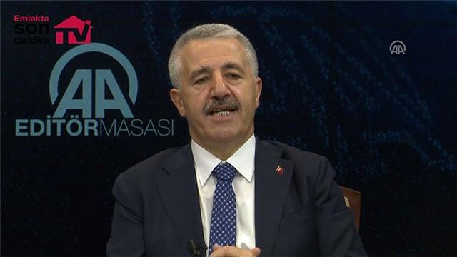 Bakan Arslan Çukurova Havalimanı hakkında açıklamalarda bulundu