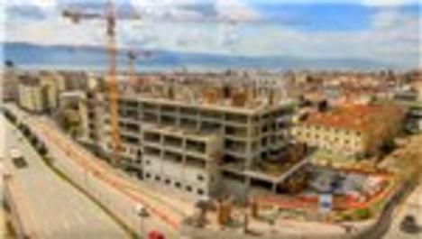 Kocaeli Devlet Hastanesi'nin inşa süreci