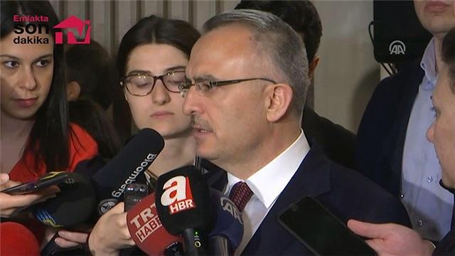 Maliye Bakanı Ağbal, varlık barışıyla ilgili soruları yanıtladı