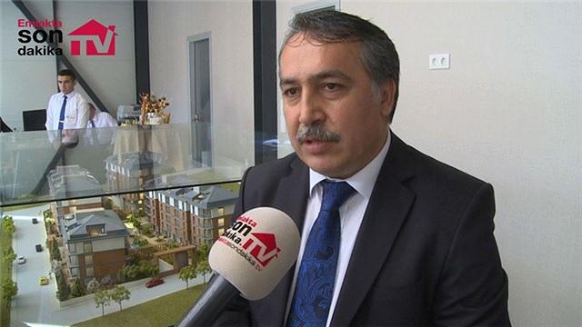 Halil İbrahim Boztepe Koşuyolu Konaklarını anlattı