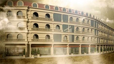 Collesium Residence tanıtım filmi