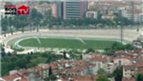 """Bursa eski stadı ''Millet Bahçesi"""" olacak"""