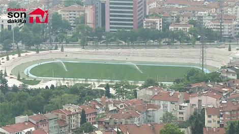 Bursa eski stadı ''Millet Bahçesi