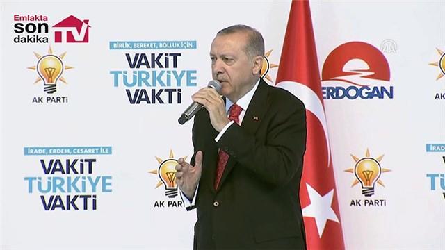 Cumhurbaşkanı Erdoğan 3. Havalimanı hakkında konuştu